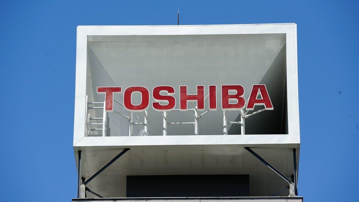 Sede de Toshiba en Tokio (Foto: Getty)