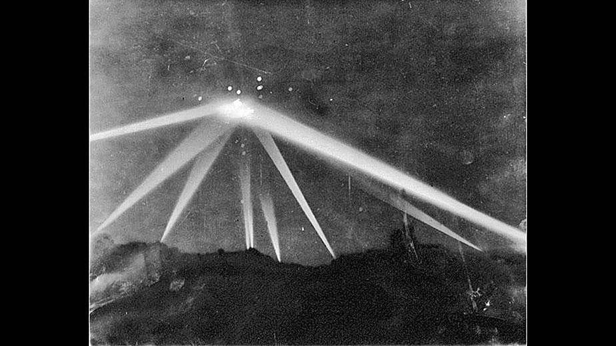 Segunda Guerra Mundial misterios batalla los angeles