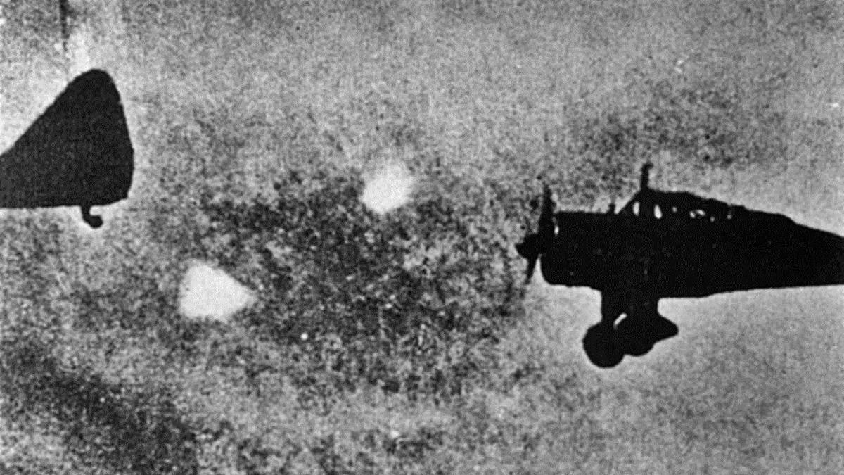 Segunda Guerra Mundial misterios foo fighters