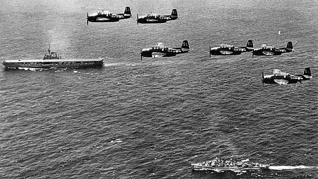 Segunda Guerra Mundial misterios triangulo bermudas