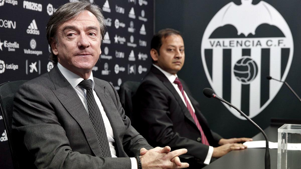 Suso García Pitarch y Anil Murthy