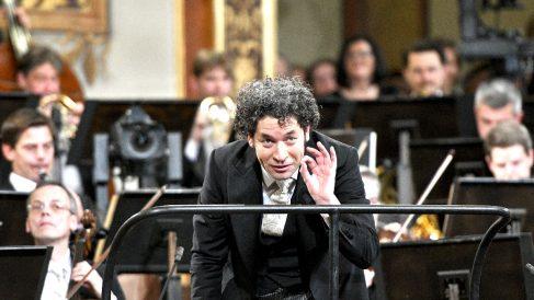Gustavo Dudamel. (Foto: AFP)