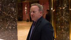 Sean Spicer, próximo secretario de Prensa con Donald Trump (Foto: AFP)