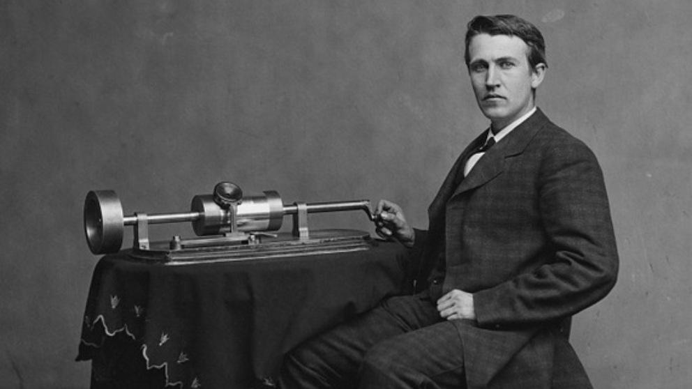 Descubre a Thomas Edison, uno de los grandes inventores del siglo XIX