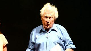 John Berger en una imagen de 2012 (Foto: AFP).