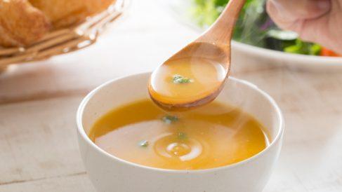 Receta de Sopa de queso y cerveza