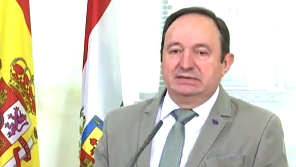 Pedro Sanz en una imagen de 2015.