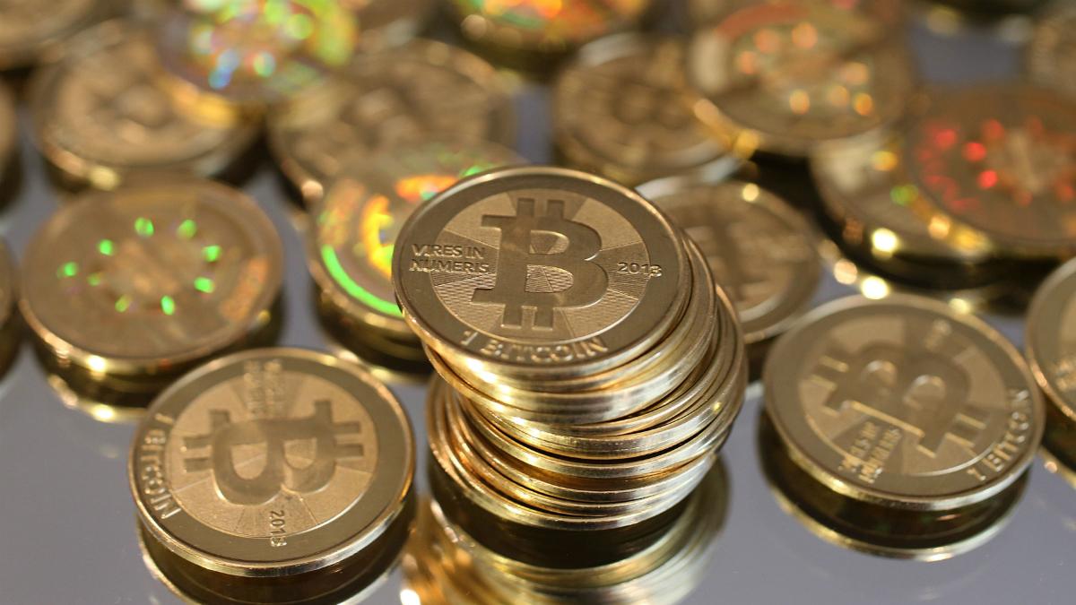 Bitcoin (Foto: GETTY)
