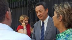 El portavoz adjunto del Grupo Municipal del PP en el Ayto. de Madrid, Íñigo Henríquez de Luna (Foto: Twitter)