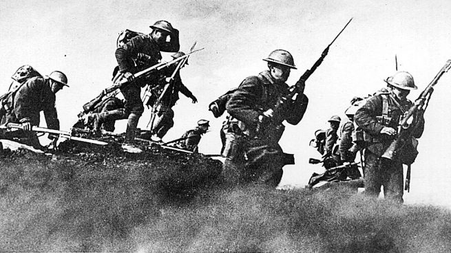 Primera Guerra Mundial datos curiosos a