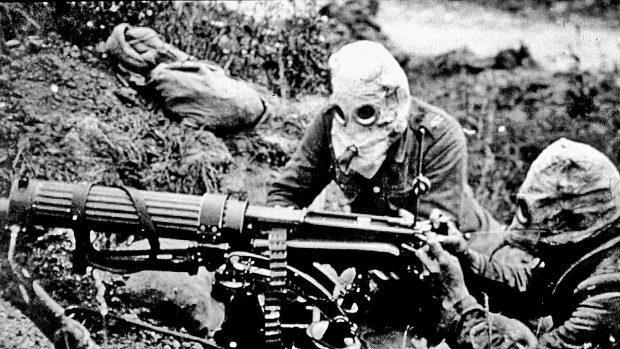 rimera Guerra Mundial enfermedades