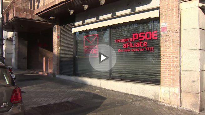 La Gestora del PSOE anuncia medidas legales contra la sede paralela que desveló OKDIARIO