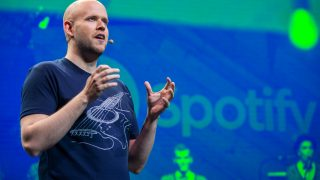 Daniel Ek, presidente ejecutivo de Spotify (Foto: Getty)
