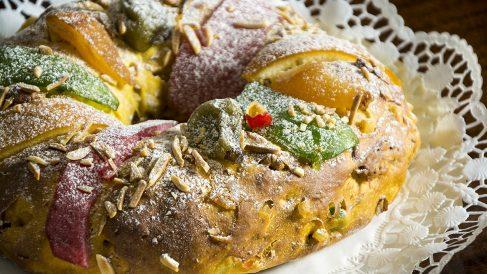 Roscón de Reyes (Foto: Istock).