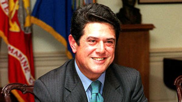 Federico Trillo en una imagen de archivo.