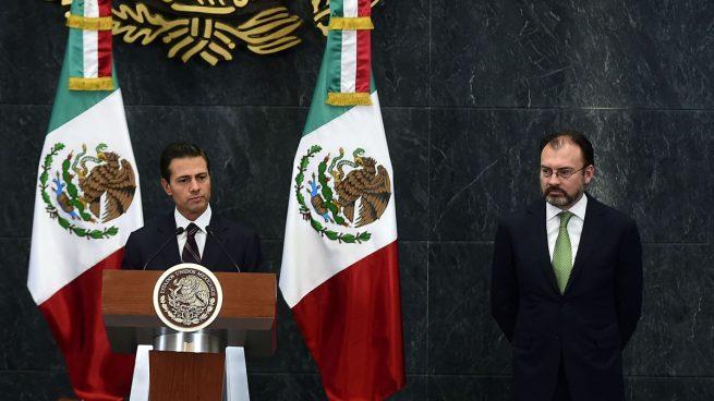 Peña Nieto recupera a Videgaray como canciller para acercarse a Donald Trump