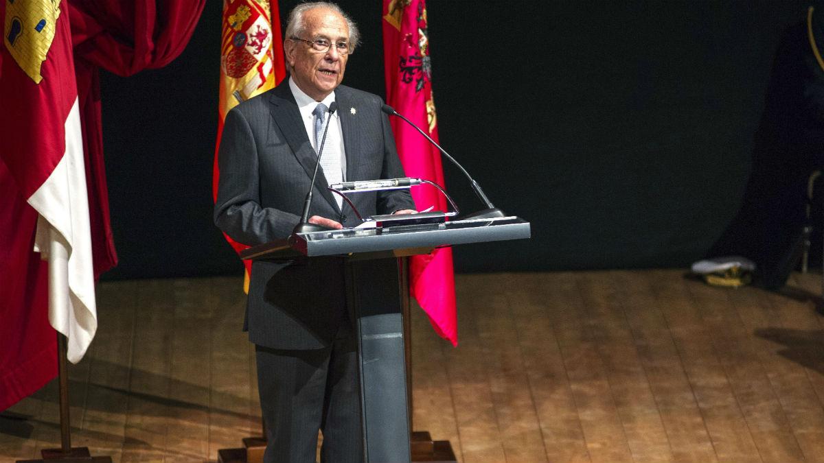 El ex ministro socialista de Justicia Fernando Ledesma.