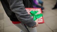 Regalo de Navidad (Foto: Getty).