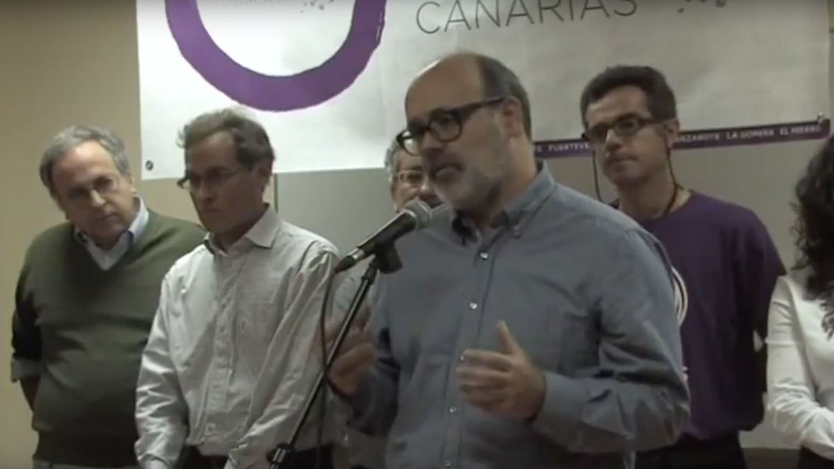 Juan Manuel Brito (Foto: Youtube)
