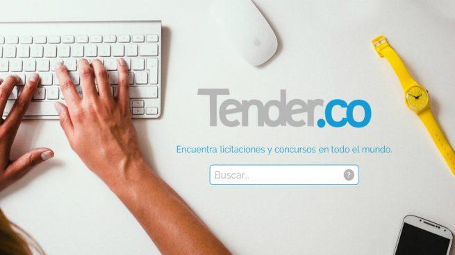 Tender.co: una web española que te permite encontrar licitaciones públicas de todo el mundo