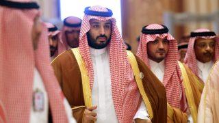 Mohámed bin Salmán, príncipe heredero de Arabia Saudita y abanderado de Visión 2030 (Foto: Getty)