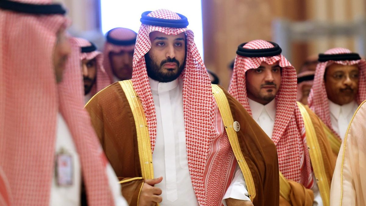 Mohámed bin Salmán, príncipe heredero de Arabia Saudí y abanderado de Visión 2030 (Foto: Getty)