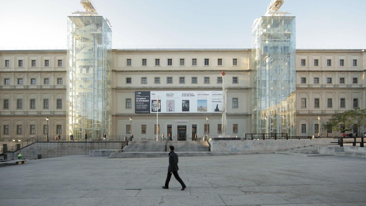 El museo Reina Sofía. Foto: Reina Sofía