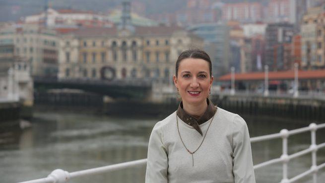 Marta Ajuria Arribas, concejal de Economía y Hacienda de Bilbao.