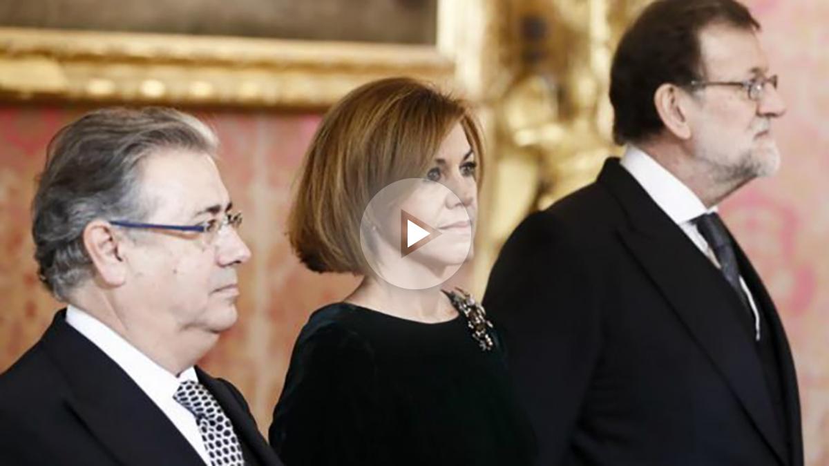 María Dolores de Cospedal, ministra de Defensa. (Foto: EFE)