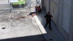 Primeras imágenes de víctimas en el tiroteo de Fort Lauderdale.