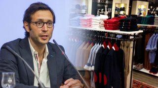 Clemente Cebrián, CEO de El Ganso que abandona la primera línea de la firma.
