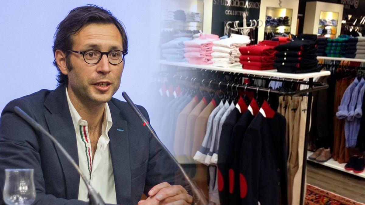 Clemente Cebrián, cofundador de El Ganso.