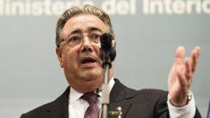 Juan Ignacio Zoido. (Foto: AFP)