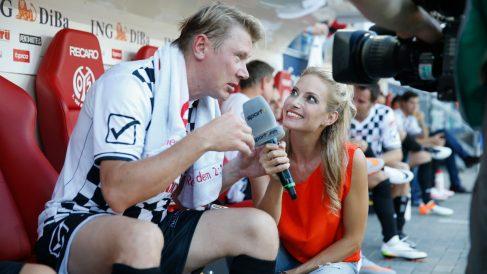 Hakkinen, durante una entrevista. (Getty)