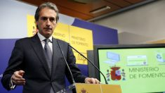 El ministro de Fomento, Íñigo de la Serna (Foto: EFE)