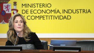 La secretaria general del Tesoro y de Política Financiera, Emma Navarro,