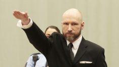 Anders Breivik. (Foto: AFP)