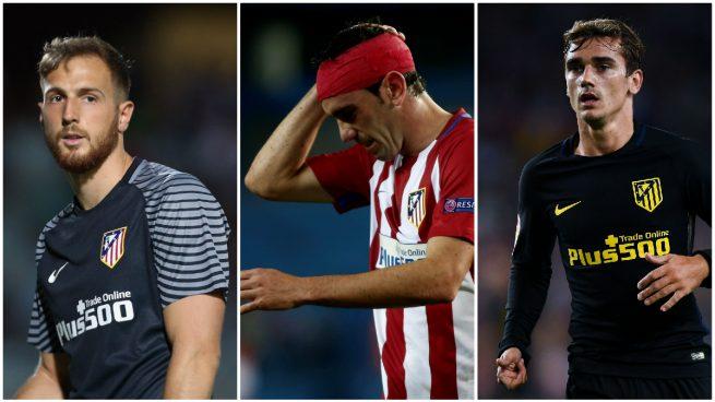 La FIFA se ríe del Atlético: ningún jugador rojiblanco en el once ideal del premio The Best