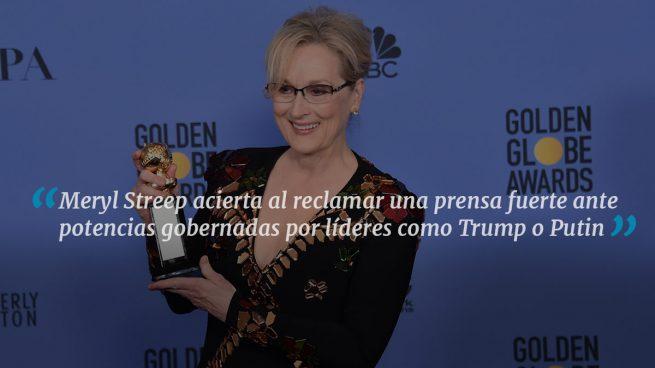 Meryl Streep: la esencia de las palabras