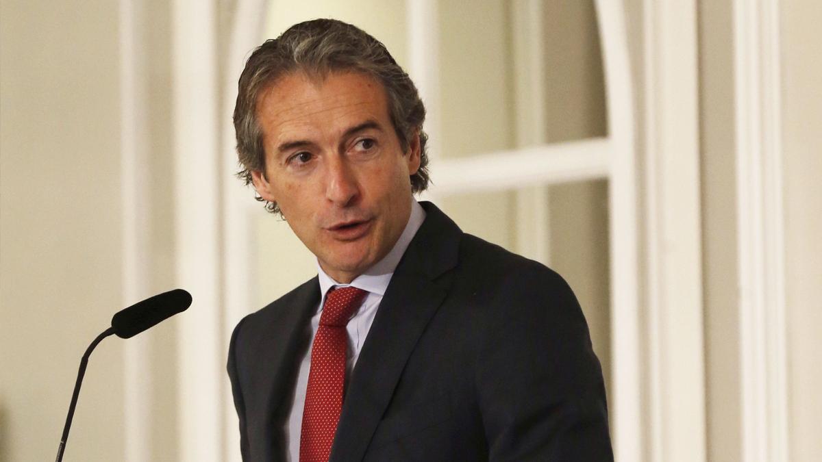 El ministro de Fomento, Íñigo de la Serna. (Foto: EFE)