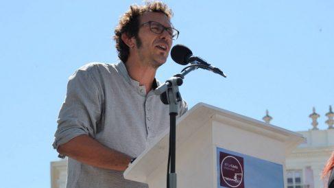 José María González 'Kichi', líder de Por Cádiz Sí Se Puede  (Foto: Facebook)