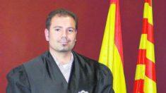 El magistrado José María Magán, del juzgado número 3 de lo contencioso en Alicante.