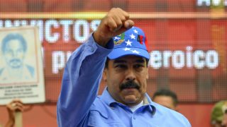 Nicolás Maduro (Foto: Getty).