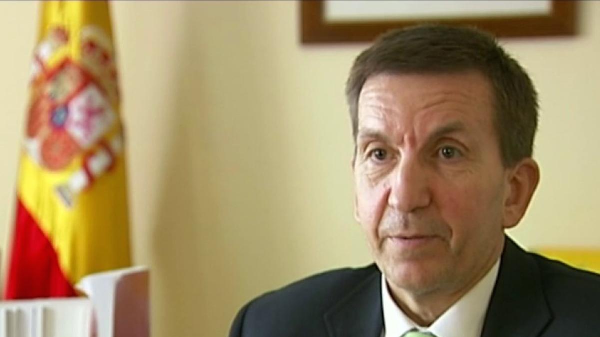 Manuel Moix, fiscal jefe Anticorrupción.