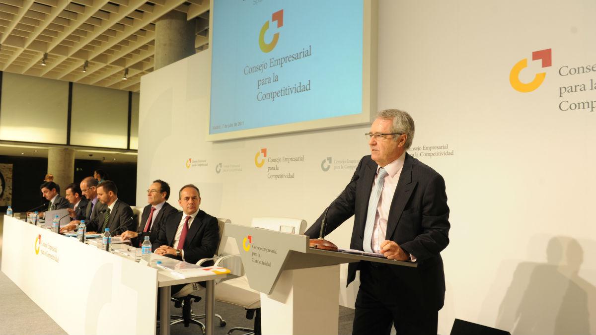 Fernando Casado, director general del CEC (Foto: CEC).