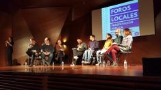 Presentación de los Foros Locales de Madrid. (Foto: TW)