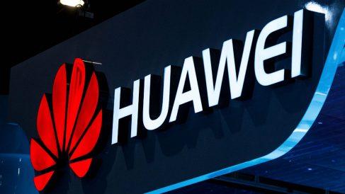 Logotipo de Huawei (Foto: GETTY).