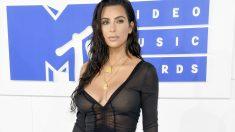 Kim Kardashian. (Foto: AFP)