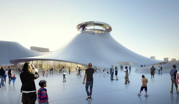 George Lucas elige Los Ángeles para instalar su museo