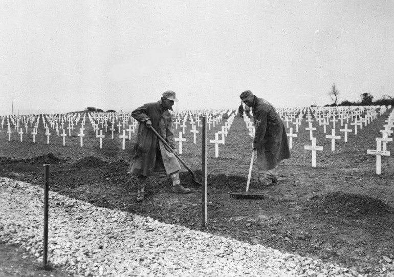 5 datos aterradores de la Segunda Guerra Mundial
